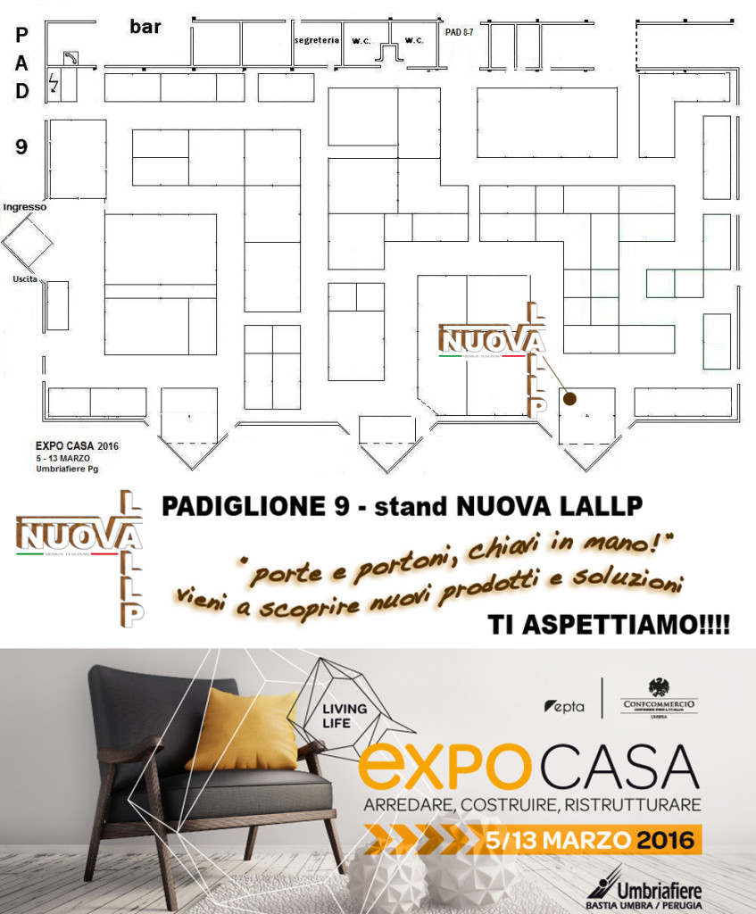 ExpoCasa2016_NuovaLallpStand