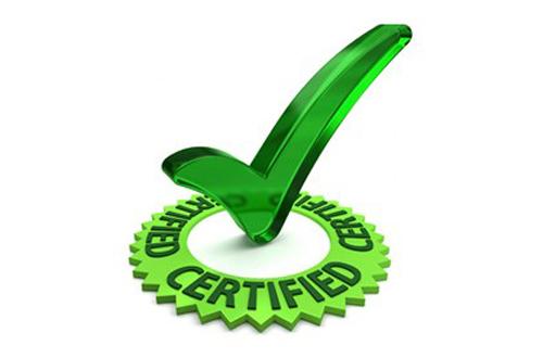 una Qualità certificata